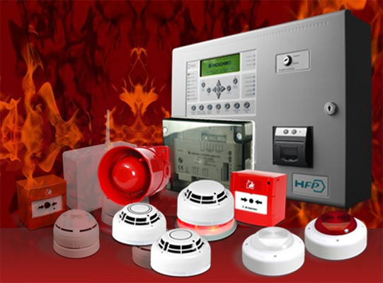 Protocol Fire Alarm System